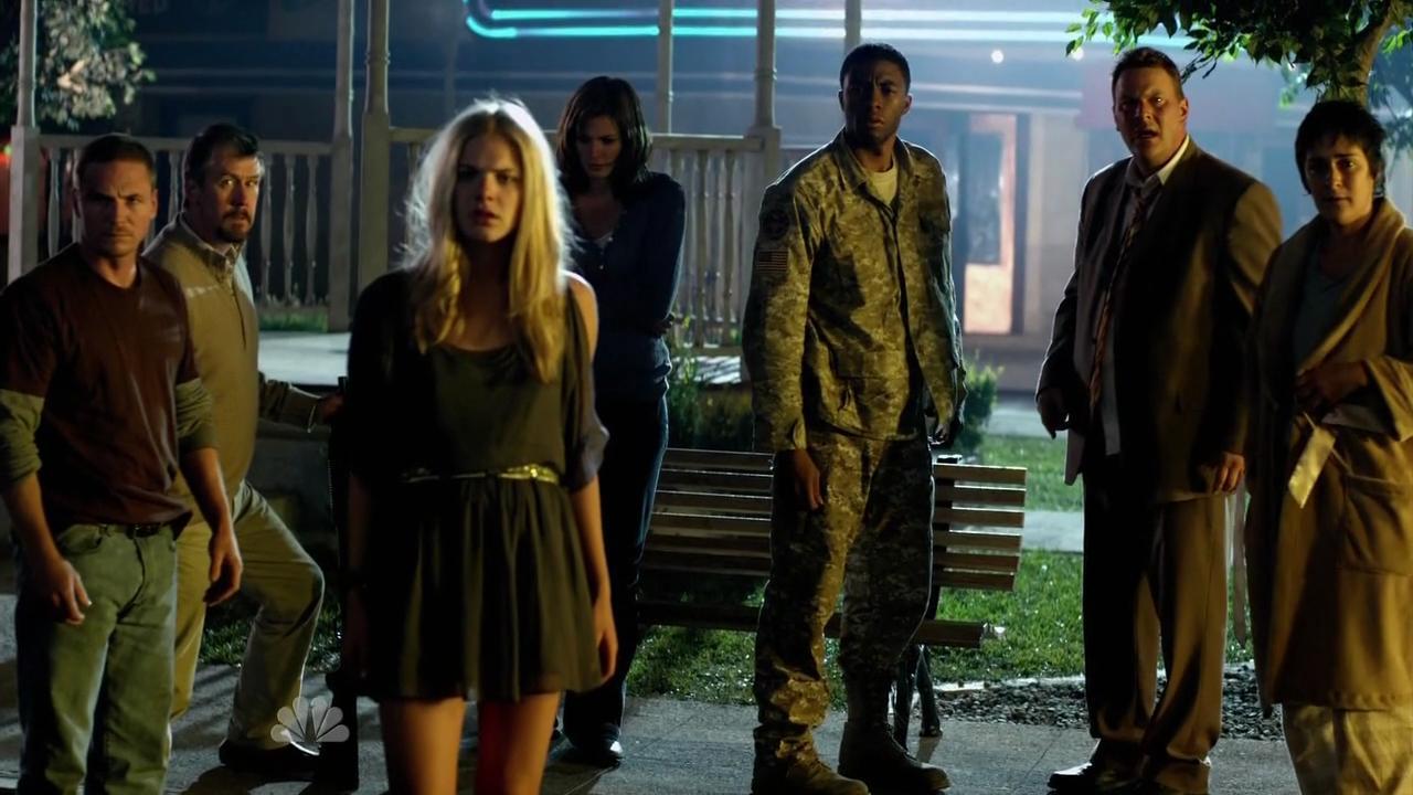 Неизвестные лица (Неизвестные) (1 сезон: 1-13 серии из 13) / Persons Unknown (2010) HDTVRip 720p | РенТВ