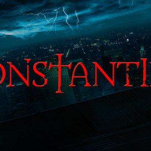 Constantine capa