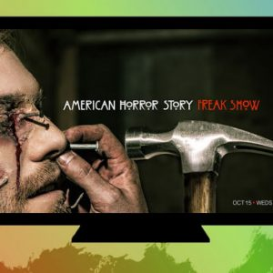 BOX - American Horror Story Freak Show