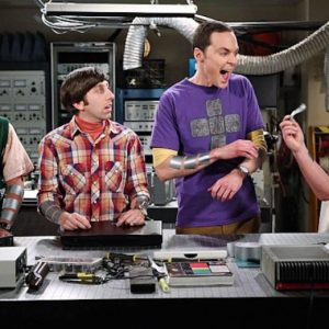 The Big Bang Theory 8x05