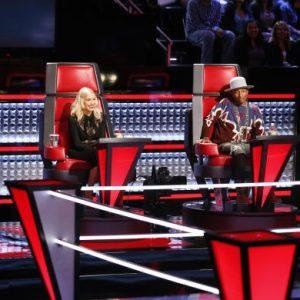 The Voice capa