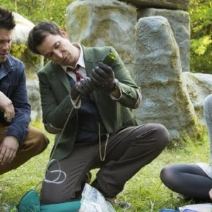 The Librarians 1x01