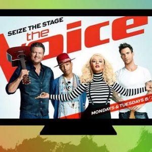 BOX - The Voice 8