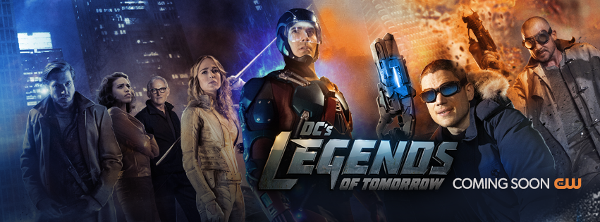 Legends of Tomorrow Legends-of-Tomorrow