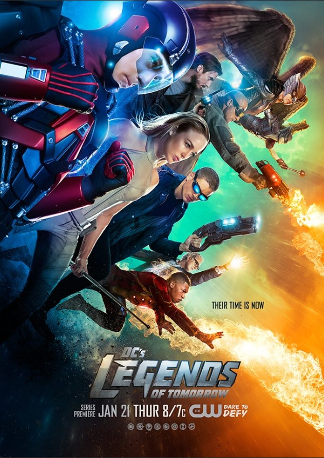 Legends of Tomorrow Legends