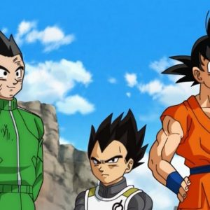 Dragon Ball Super 1x30
